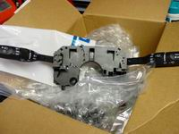 Steering Column Switches and control arms